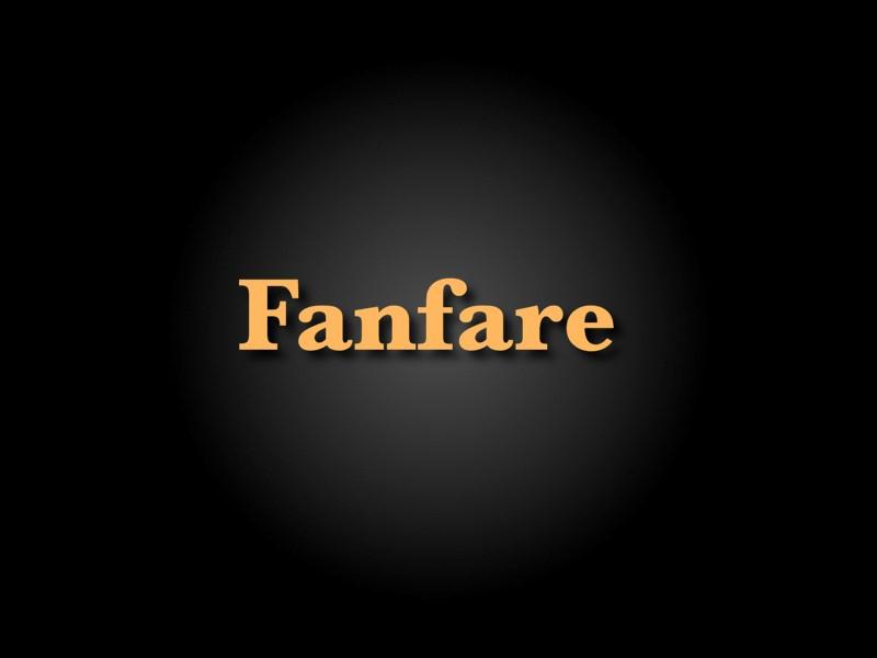 NMP - Fanfare