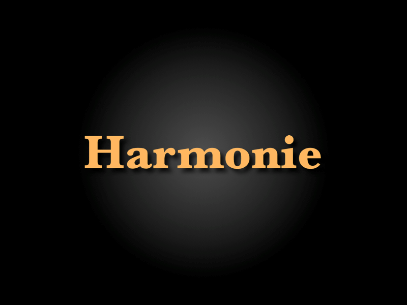 NMP - Harmonie